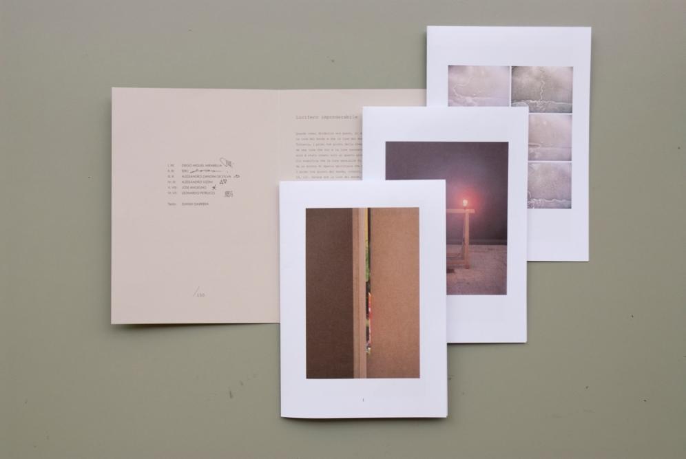 OPERATIVA ARTE CONTEMPORANEA :: Exhibition :: Il Peso della Mia Luce | NULL