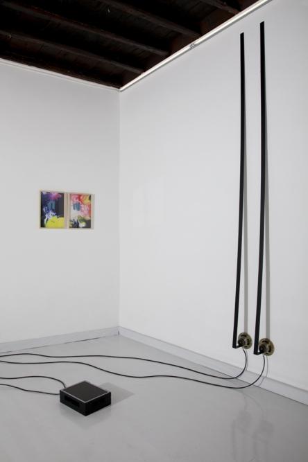 OPERATIVA ARTE CONTEMPORANEA :: Exhibition :: IL PESO DELLA MIA LUCE | Diego Miguel Mirabella, Leonardo Petrucci, Serj