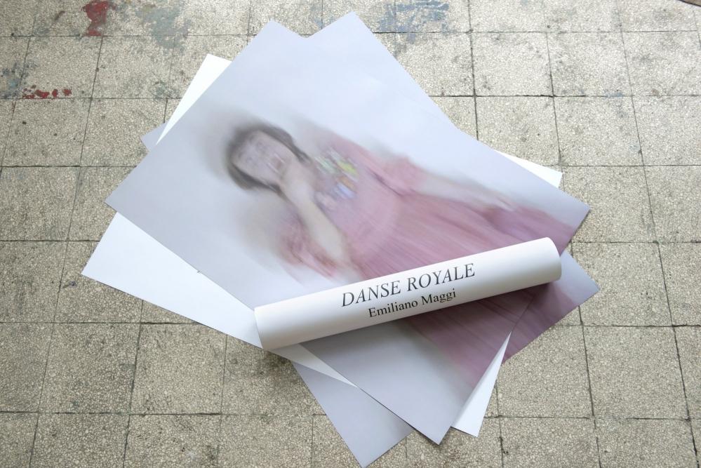 OPERATIVA ARTE CONTEMPORANEA :: Exhibition :: DANSE ROYALE   Poster