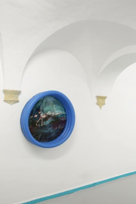 OPERATIVA ARTE CONTEMPORANEA :: Exhibition :: VINCENZO SIMONE | Wonder (Sette piscine)