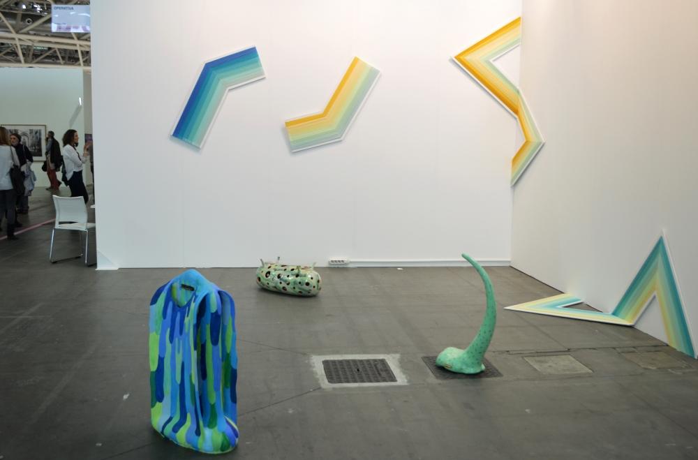 OPERATIVA ARTE CONTEMPORANEA :: Exhibition :: ARTISSIMA 2015 | Matteo Nasini, Paesaggio Acre