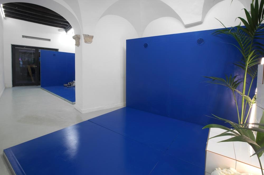 OPERATIVA ARTE CONTEMPORANEA :: Exhibition :: PARASITE 2.0   The domestic promised land: the desert, the net and the bones