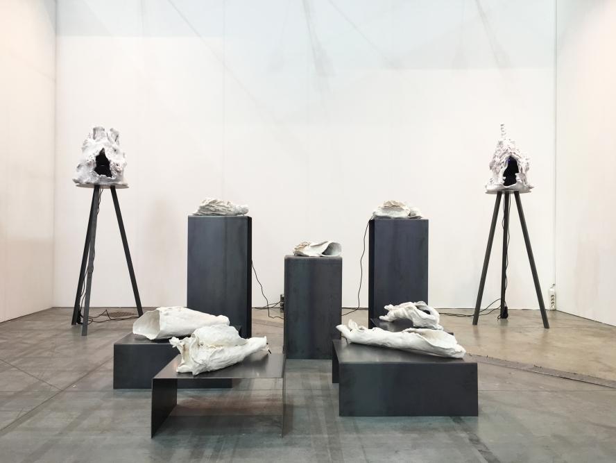 OPERATIVA ARTE CONTEMPORANEA :: Exhibition :: Artissima 2016 | Emiliano Maggi, Spettro Sound System