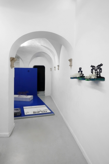 OPERATIVA ARTE CONTEMPORANEA :: Exhibition :: LITTLE PLANET PAVILION | Curated by Zoe De Luca