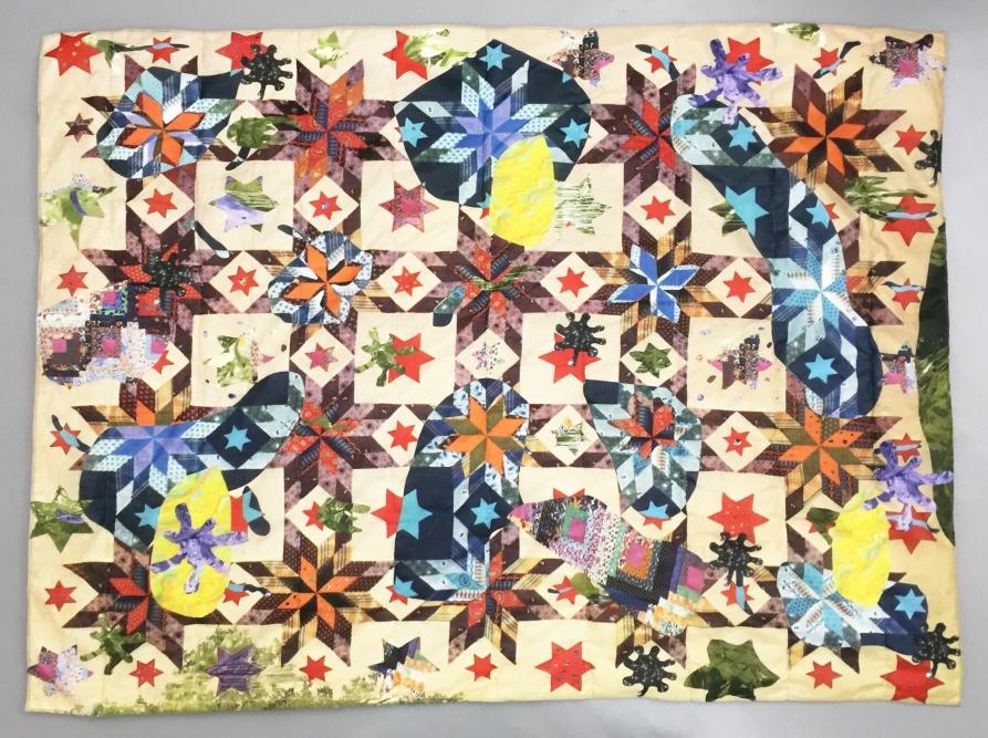 OPERATIVA ARTE CONTEMPORANEA :: Exhibition :: NOTTURNO SMARRITO BLANKETS   Matteo Nasini