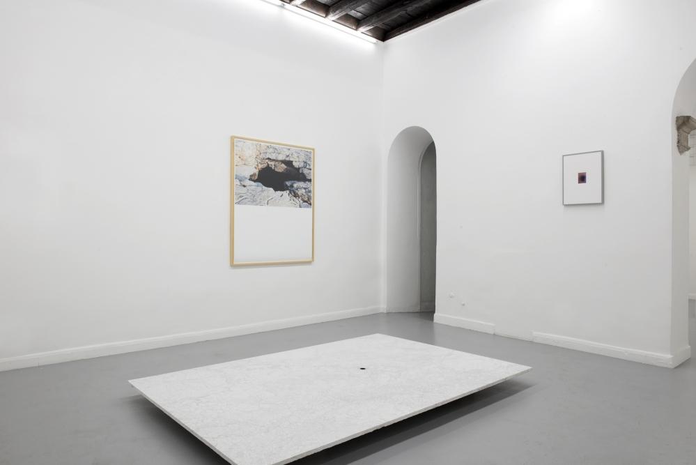 OPERATIVA ARTE CONTEMPORANEA :: Exhibition :: ALESSANDRO DANDINI DE SYLVA | Vuoti e Bruciature
