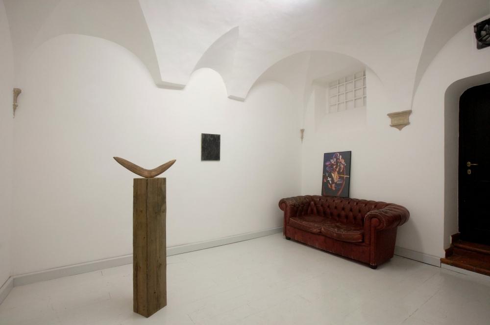 OPERATIVA ARTE CONTEMPORANEA :: Exhibition :: AROMA | A project curated by CRIPTA 747