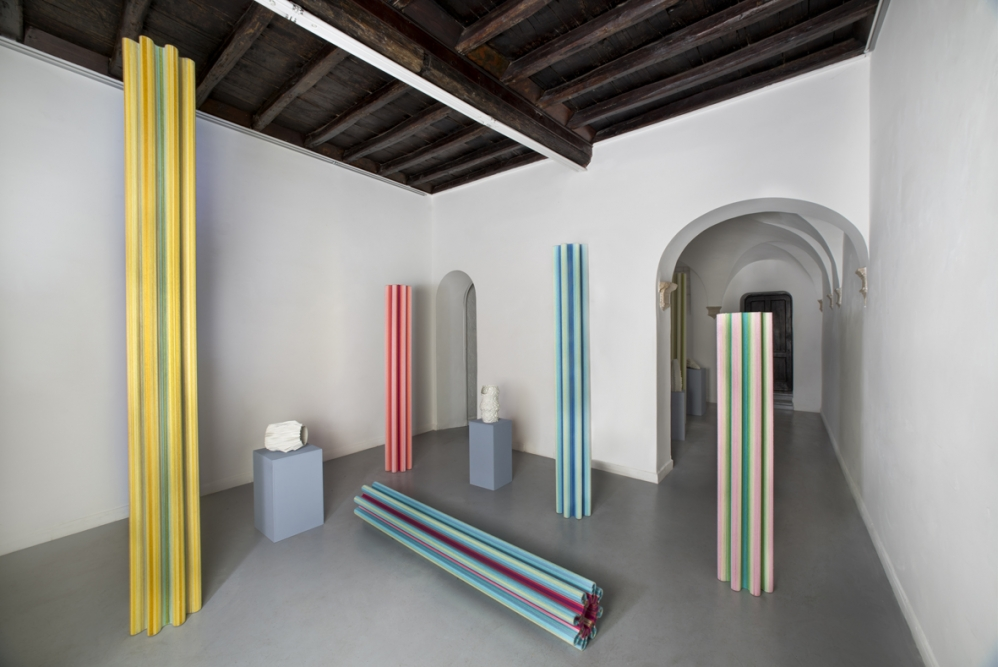 OPERATIVA ARTE CONTEMPORANEA :: Exhibition :: MATTEO NASINI | Il Giardino Perduto