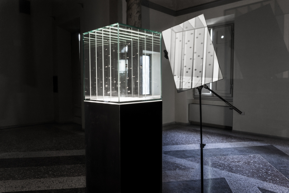 OPERATIVA ARTE CONTEMPORANEA :: Exhibition :: EDOARDO DIONEA CICCONI | Monolith / catching spaces