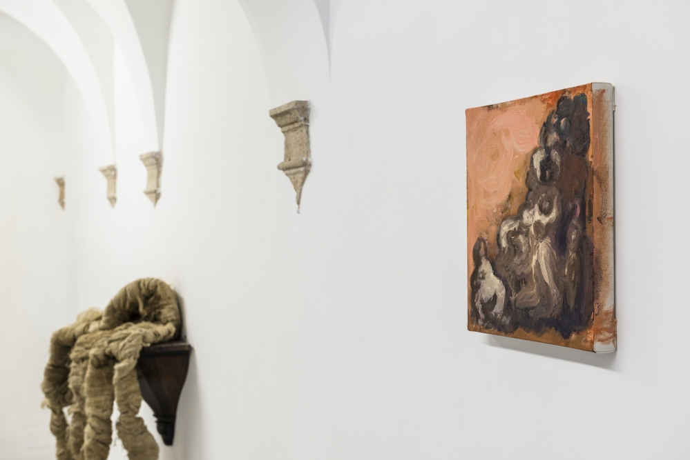 OPERATIVA ARTE CONTEMPORANEA :: Exhibition :: The H.P. Collection | curated by Carlo Pratis and Michela de Mattei