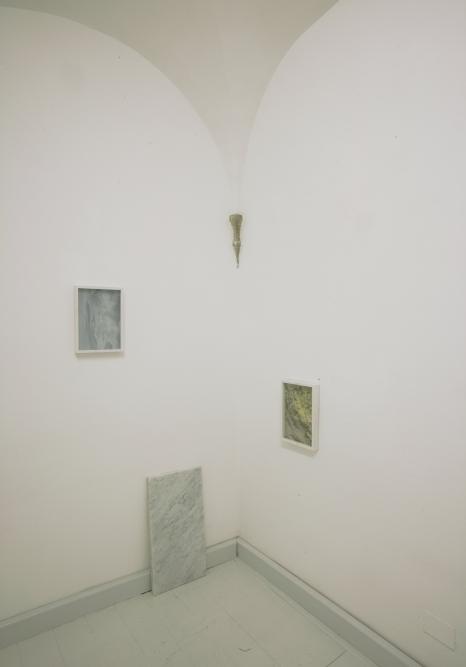 OPERATIVA ARTE CONTEMPORANEA :: Exhibition :: ALESSANDRO VIZZINI | Post Islanda (Catabasi con Giardino Giallo)