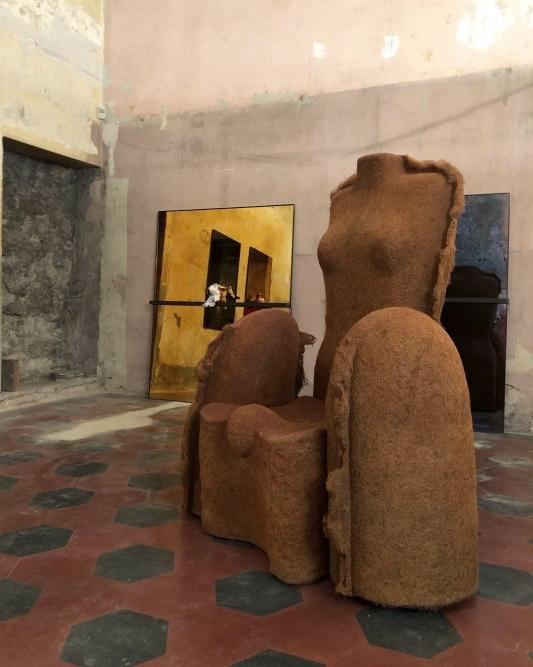 OPERATIVA ARTE CONTEMPORANEA :: Exhibition :: ETERNO FEMMININO | Emiliano Maggi - Gaetano Pesce
