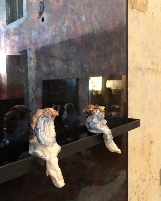 OPERATIVA ARTE CONTEMPORANEA :: Exhibition :: ETERNO FEMMININO   Emiliano Maggi - Gaetano Pesce