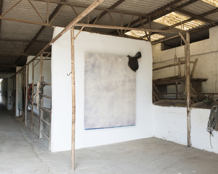 OPERATIVA ARTE CONTEMPORANEA :: Exhibition :: PAMPA   Thomas Kratz - Vincenzo Schillaci