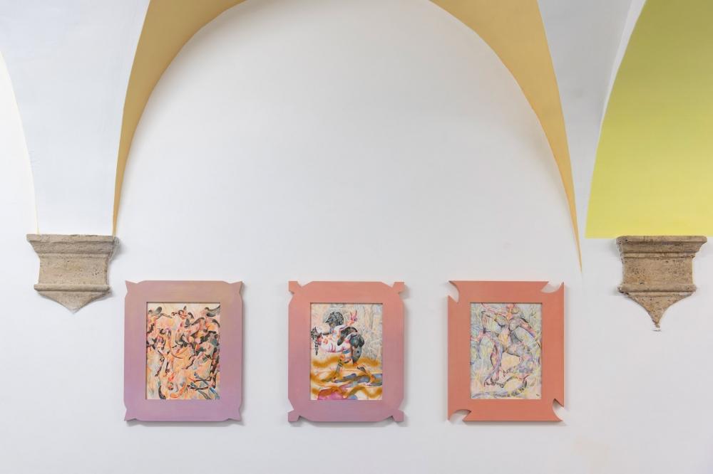 OPERATIVA ARTE CONTEMPORANEA :: Exhibition :: Bea Bonafini | Twin Waves - Onde Gemelle
