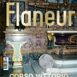 Flaneur Magazine  | issue 04 launch - OPERATIVA ARTE CONTEMPORANEA