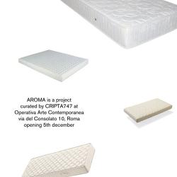 AROMA | A project curated by CRIPTA 747 - OPERATIVA ARTE CONTEMPORANEA