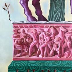 GIOVANNI COPELLI | A Cavallo (Monumenti Equestri e altre Pitture) - OPERATIVA ARTE CONTEMPORANEA